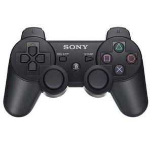 CONSOLE PS3 Manette de jeu sans fil Bluetooth Contrôleur pour