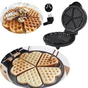 GAUFRIER Dispositif de petit déjeuner de four de gâteau aux