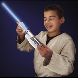 FIGURINE - PERSONNAGE STAR WARS - Sabre Laser Déco Lumineuse Deluxe 8 Co