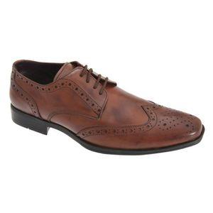 Route 21 - Chaussures de ville - Homme Fauve 2xrXyH