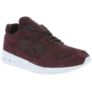 Asics GT-Cool Xpress 'Virtual Space Pack' cuir véritable Baskets Hommes Rouge HL6C2 5252, Taille:45
