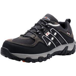 New Balance Chaussures de travail noires pour hommes