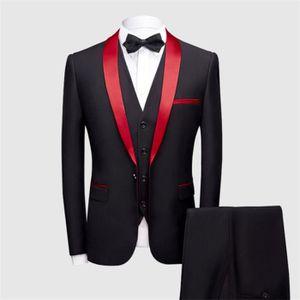 1035c16faa8 COSTUME - TAILLEUR Outlets™ Suit homme Robe de soirée Costume trois p ...