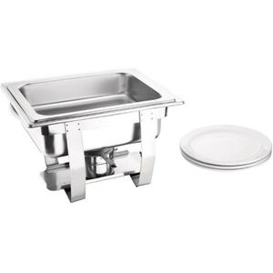 CHAUFFE-PLAT ELECTRIQUE Chafing dish GN 1/2
