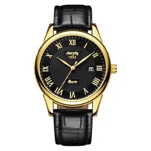 MONTRE SHARPHY® Montre Homme marque de Luxe Bracelet en C