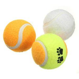 Balle tennis chien achat vente balle tennis chien pas cher cdiscount - Lanceur de balles pour chien ...