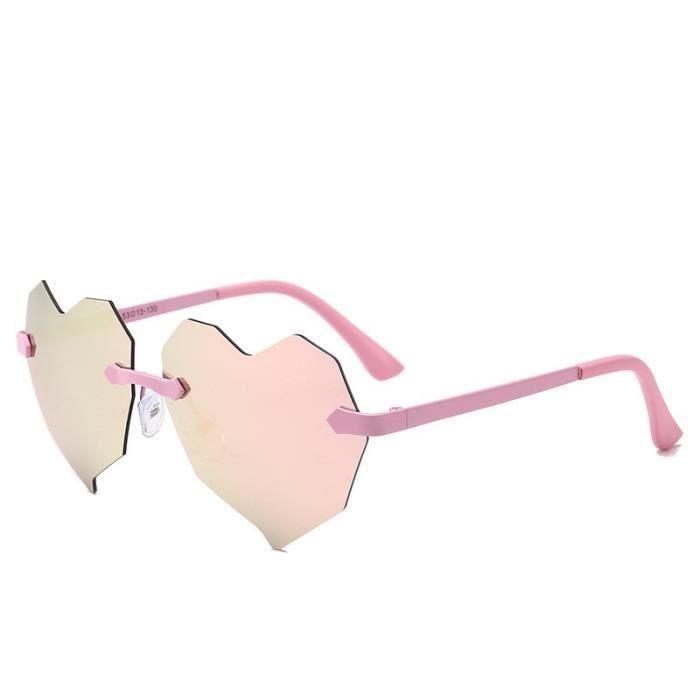 Lunettes de soleil pour enfants nouvelle mode lunettes de soleil  personnalité lunettes de soleil polarisées ombre 1557ec11eed4