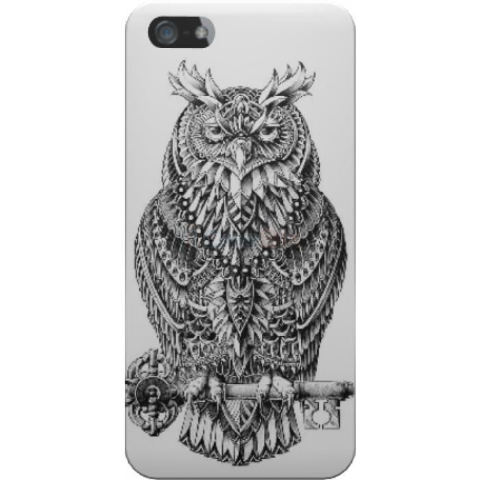 coque iphone 4 chouette