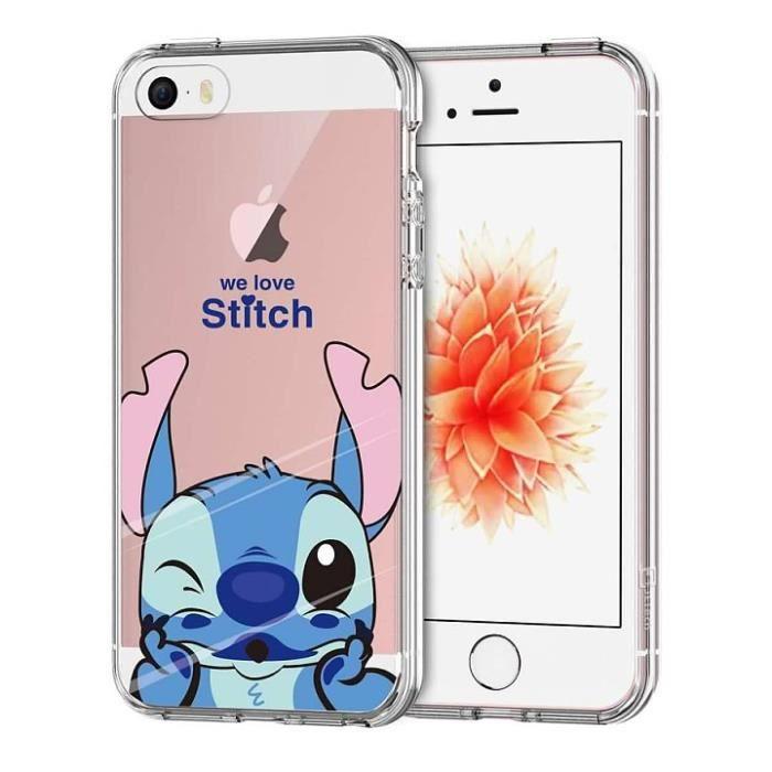 coque iphone 7 stitch
