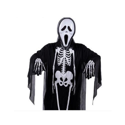 costume dhalloween party des vêtements pour enfants vêtements de squelette fantôme (type 4)