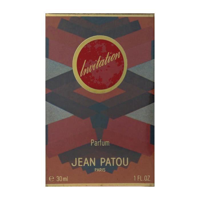 EAU DE PARFUM Jean Patou Invitation Parfum Splash 1.0Oz/30ml In