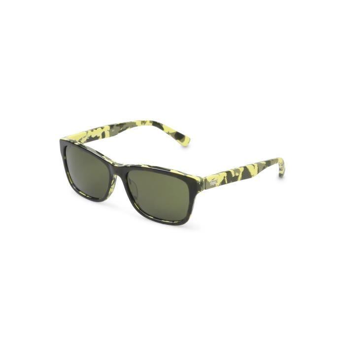 1713d71dc0f2 Lacoste - Lunettes de soleil homme - Camouflage Vert - Achat   Vente ...