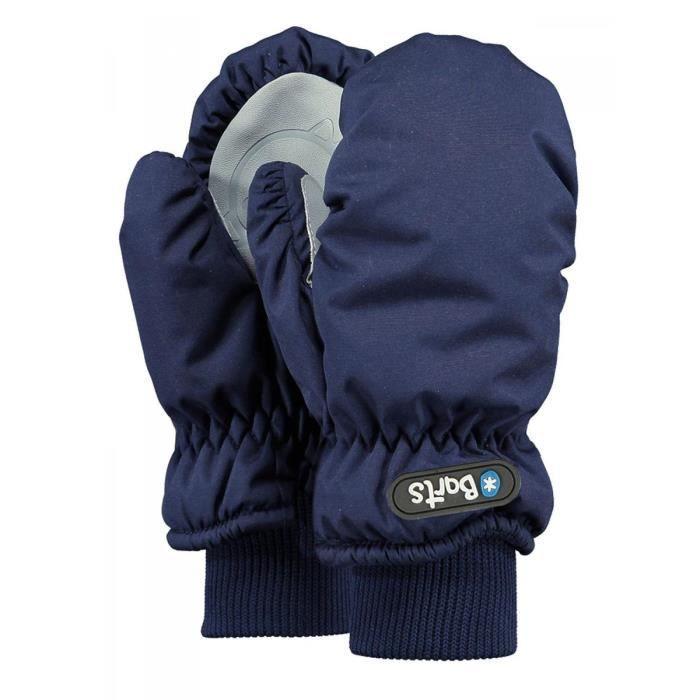 4da17f498733 BARTS - Moufles imperméable bleu marine enfant garçon du 1 au 6 ans Barts