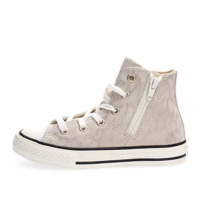 CONVERSE SNEAKERS fille STONE, 31
