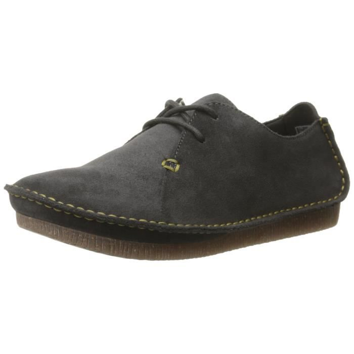 Clarks Chaussures janey mae oxford pour femmes PGF15 Taille 38 1 2