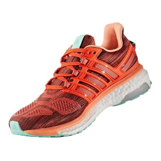 size 40 b77c4 9cf91 Chaussures femme Running Adidas Energy Boost 3 - Prix pas cher - Cdiscount