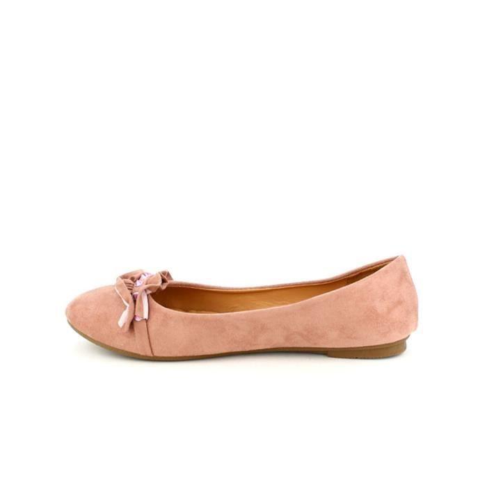 Chaussures Femme Printemps Été à fond épaiséChaussure ZX-XZ064Rouge40 jeFi53EO
