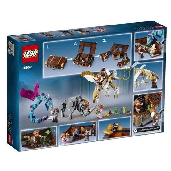 La Créatures Fantastiques Potter Des Lego® 75952 De Harry Norbert Valise xQoWBdErCe