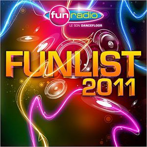 CD COMPILATION FUNLIST 2011 - Compilation (2CD)