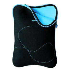 PORT DESIGNS Pochette DELHI SKIN pour ordinateur portable 13,3/14'' - Bleu
