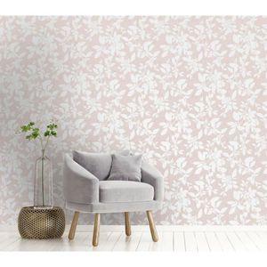 Holden Decor papier peint texture de gel Rose   Achat / Vente