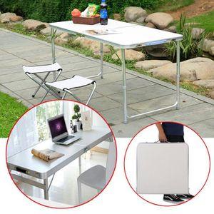 TABLE DE CAMPING Table pliante portable pour camping ou réception