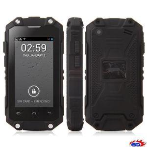 Téléphone portable Mini Android 5.1 3G Smartphone étanche à la poussi