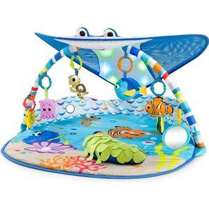 TAPIS ÉVEIL - AIRE BÉBÉ Disney Baby Nemo - Tapis d'Eveil avec lumieres Mr.