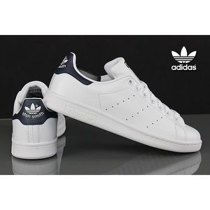 undefeated x best sale exclusive deals good adidas stan smith blanc and marine 35e2f a40d5