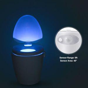 Lampe Veilleuse Eclairage Led De Mouvement Toilette Détecteur dCxBtQshro
