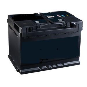 BATTERIE VÉHICULE Batterie 12V 75Ah 750A TOPCAR 206