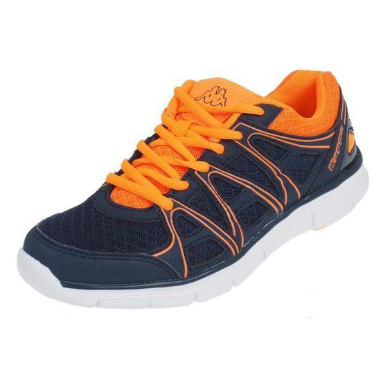 Chaussures mode ville Ulaker Bleu mesh marine org  Bleu Ulaker marine / bleu nuit - Achat / Vente basket d0d110
