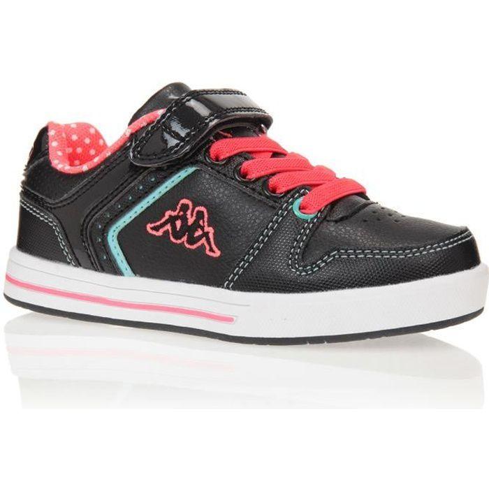 KAPPA Baskets Cit Chaussures Enfant Fille 8MDEwOlv