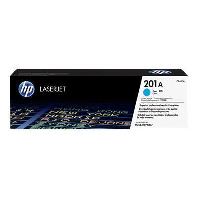 HP Cartouche toner 201A  - Cyan - 1 400 pages