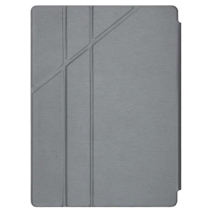 MOBILIS Etui de protection pour tablette - 9-10.1'' - Gris