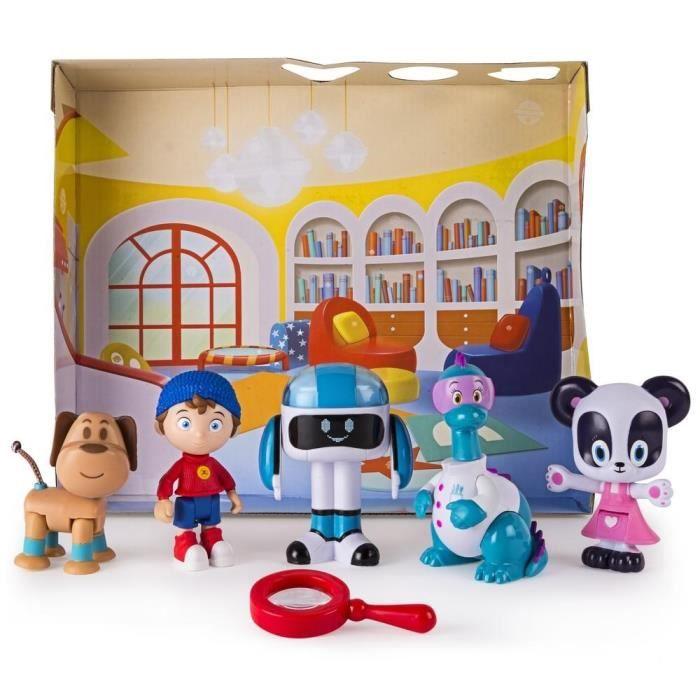 OUI OUI Pack 5 Figurines Oui Oui
