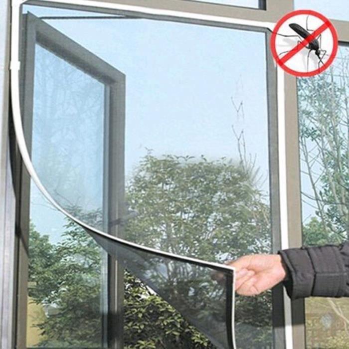 insectes fly bug moustiquaire porte fenetre de fabrication de filet de maille cran rideau. Black Bedroom Furniture Sets. Home Design Ideas