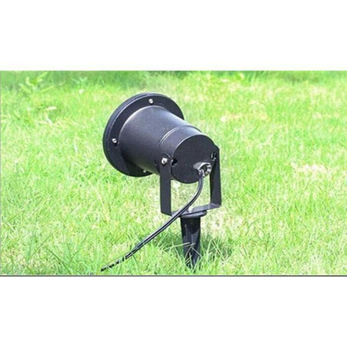 Lampe jardin projecteur laser t l commande tanche d 39 eau 3000 led point achat vente lampe for Tele achat projecteur noel