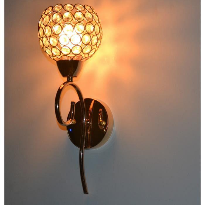 Lampe E14 Chevet Intérieur Ampoule Avant Murale Inclus Miroir De Non Edison Applique nvwN8PmOy0