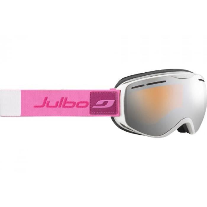Lunettes de sport mixtes JULBO Blanc ISON Blanc - Spectron 3+ rQQn2