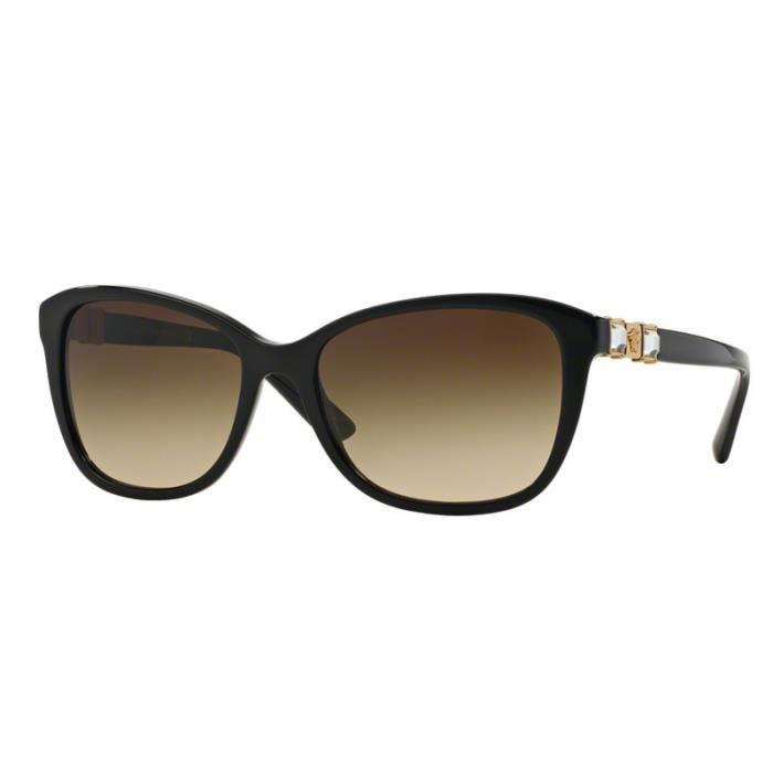 Lunettes de soleil Versace VE4293B GB1-13 Black - Achat   Vente ... d46fd56758c9