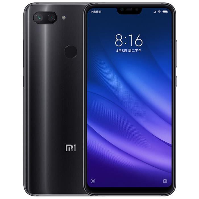 SMARTPHONE Xiaomi Mi 8 Lite 6+128Go - Noir EU