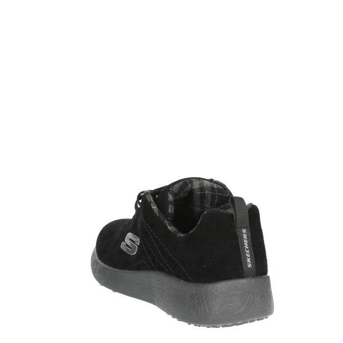 Skechers Petite Sneakers Homme Noir, 44
