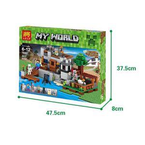 boite minecraft achat vente jeux et jouets pas chers. Black Bedroom Furniture Sets. Home Design Ideas