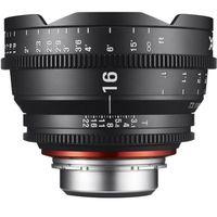 OBJECTIF Samyang Xeen 16mm T2.6 (PL Mount) objectif