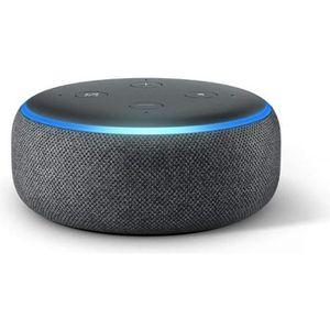 ASSISTANT VOCAL Assistant vocal Amazon Echo DOT 3eme génération av