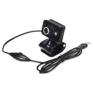 WEBCAM Caméra Webcam Webcam USB 2.0 HD Cam Webcam Avec Mi