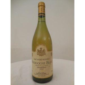 VIN BLANC bourgogne georges desire blanc 2002 - bourgogne fr