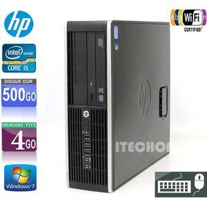 UNITÉ CENTRALE  HP Compaq 6300 Pro - Core i5 3470 3.2 GHz - RAM 4