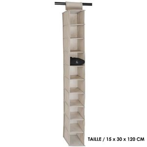 rangement de vetement finest portant vtements sur roulettes barres ajustable en hauteur et en. Black Bedroom Furniture Sets. Home Design Ideas